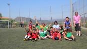football team kids